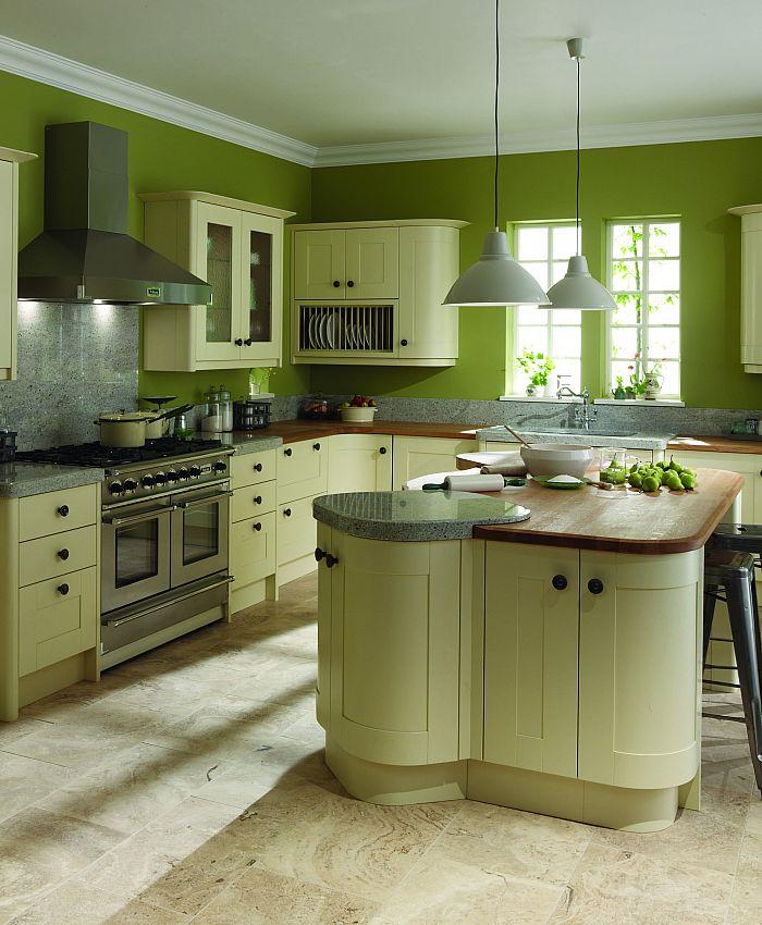 Kitchen Set Hijau Luxury