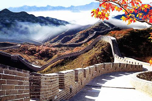 13D12N Premier Beijing + Great Wall of China