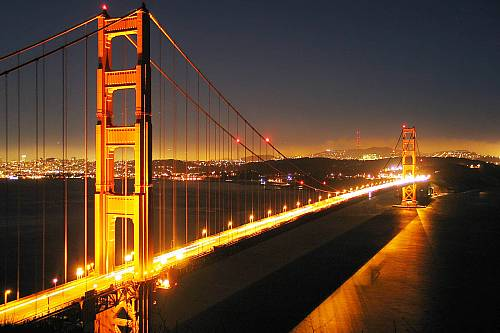 8D7N Premier Golden Gate Bridge + San Fransisco Tour