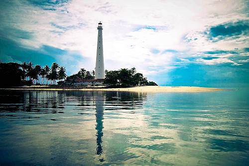 3D2N Beautiful Lengkuas Island Belitung
