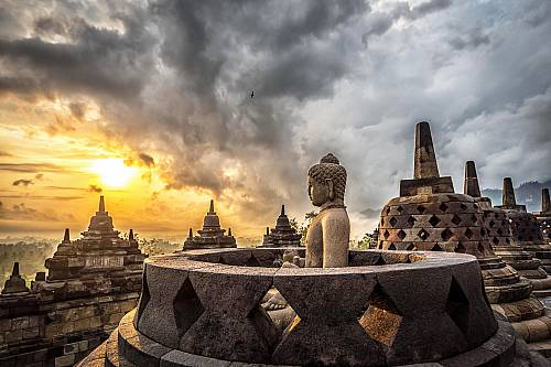 5D4N Escape to Borobudur
